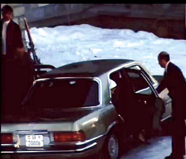 Mercedes-Benz W 126 Schah von Persien