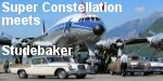 Studebaker meets Super Constellation 2016