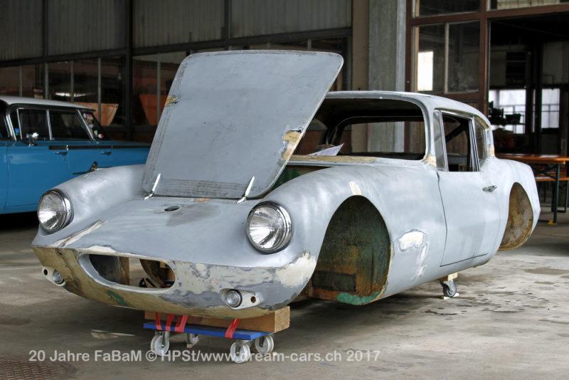 1963 ELVA Notchback Coupé