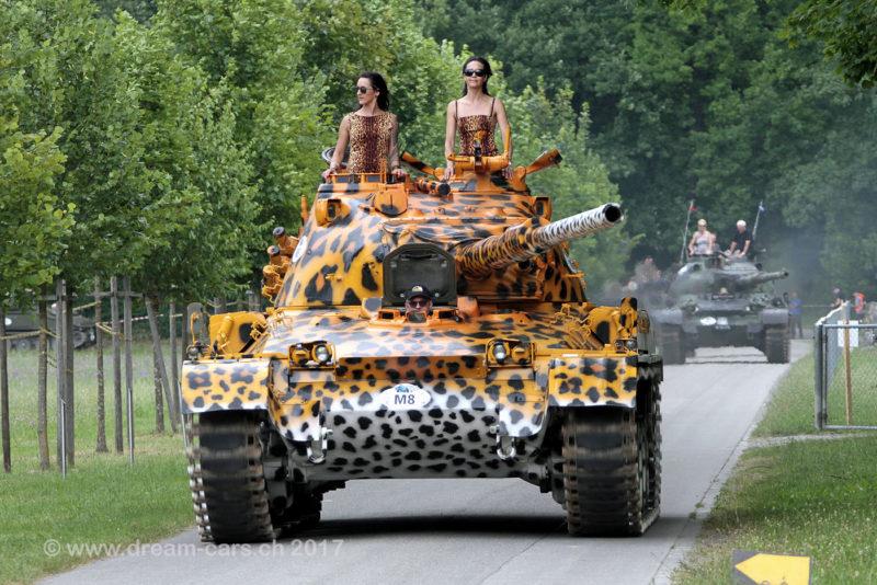 Military Corso am 3. GP Brugger Schachen 2017