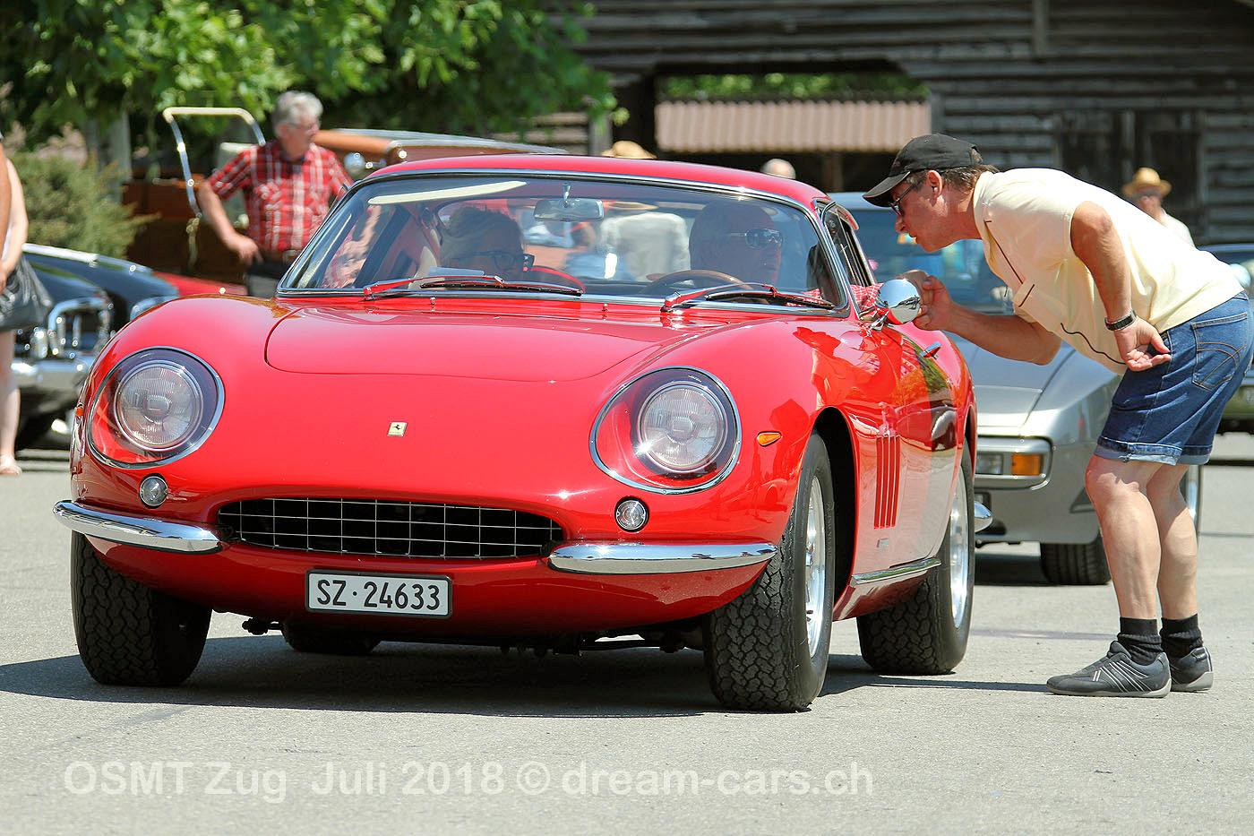 Ferrari 275 GTB - OSMT Zug