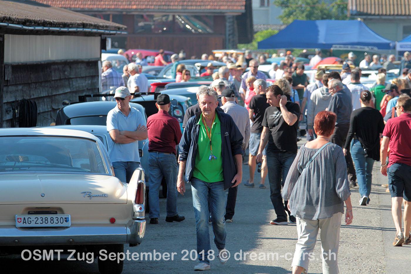 OSMT Zug September 2018