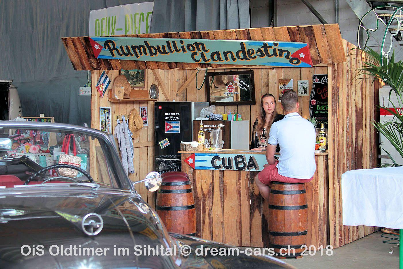 Oldtimer im Sihltal, Adliswil, 2018