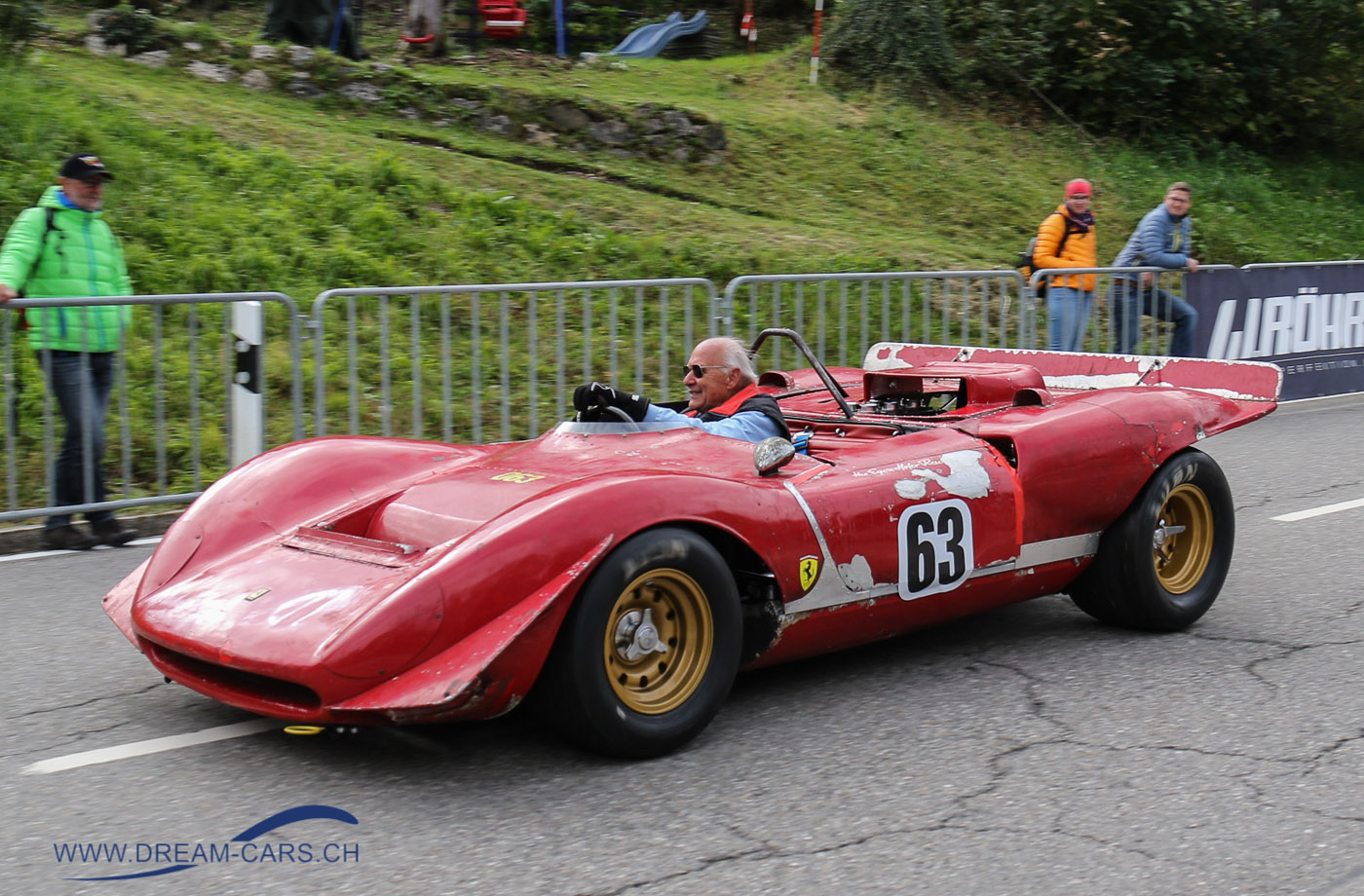Ferrari 212 E Montagna