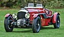 Blower Bentley 4/8 Litre Racer Special 1932