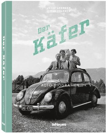 Jörg Lehmann VW Käfer Buch