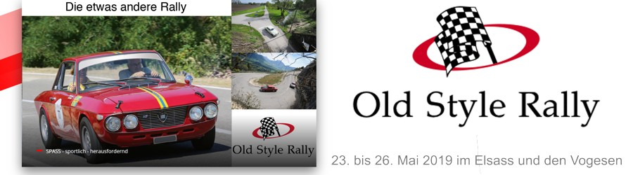 Old Style Rally 2019