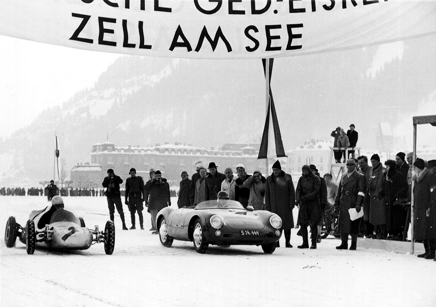 GP Ice Race Zell am See 2019