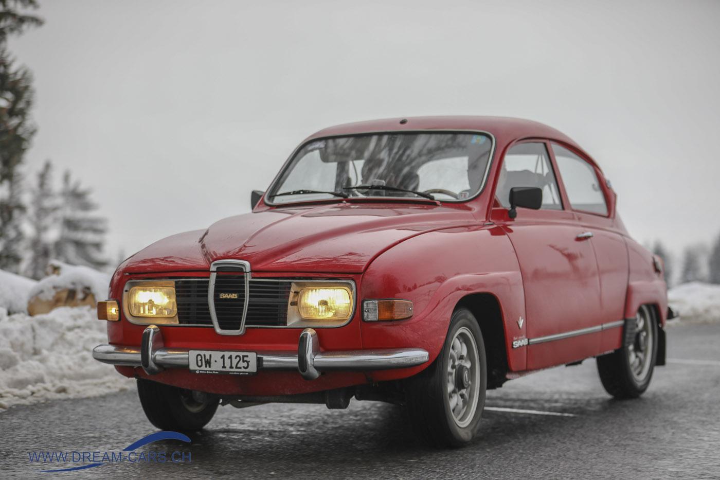 Saab 96 Ruedi Müller