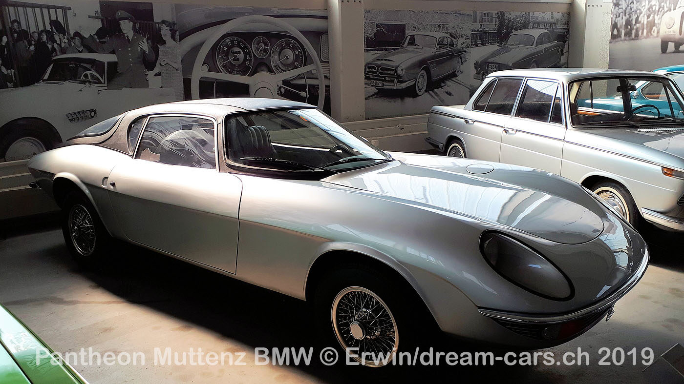 BMW Hurrican