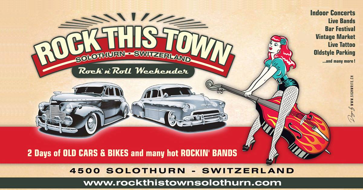 Rock this Town Solothurn 2019