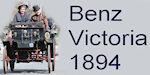 Benz Victoria 1894