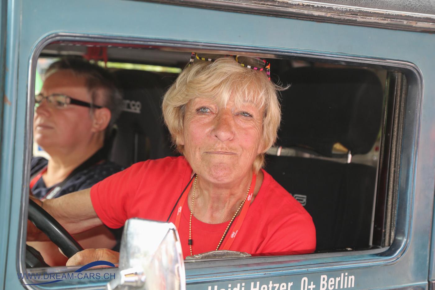 Heidi Hetzer verstorben