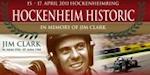 Bosch Hockenheim Historic - Das Jim Clark Revival