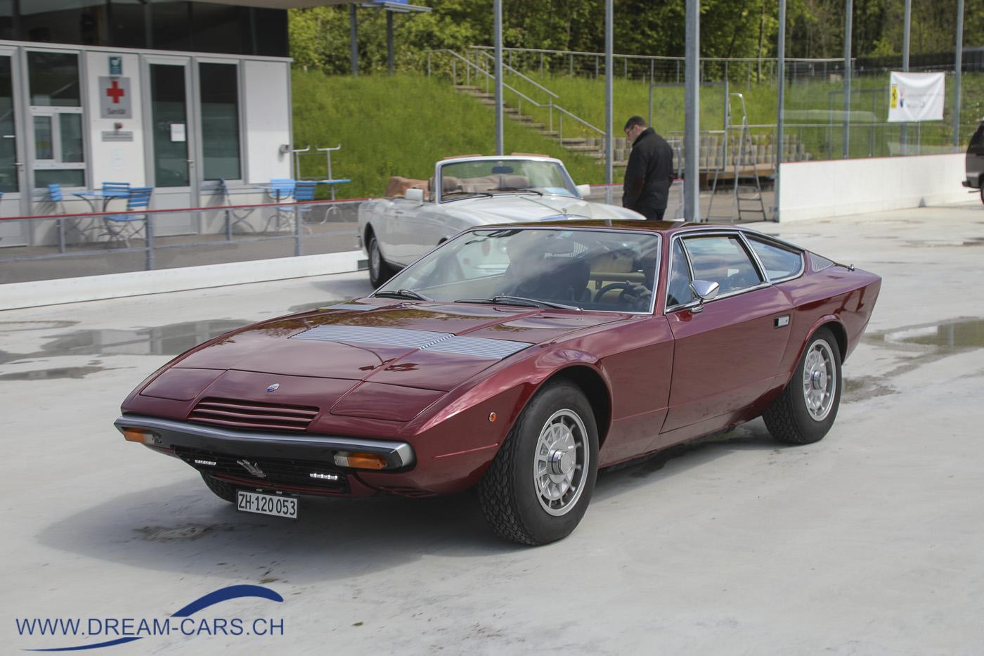 Maserati Khamsin - Klassiker der Woche