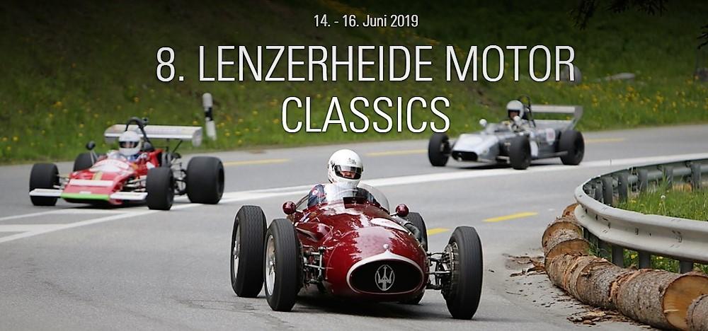 Lenzerheide Motor Classics 2019