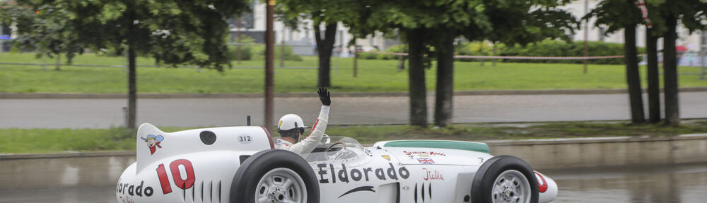 MASERATI TIPO 420/M/58 ELDORADO (1958)