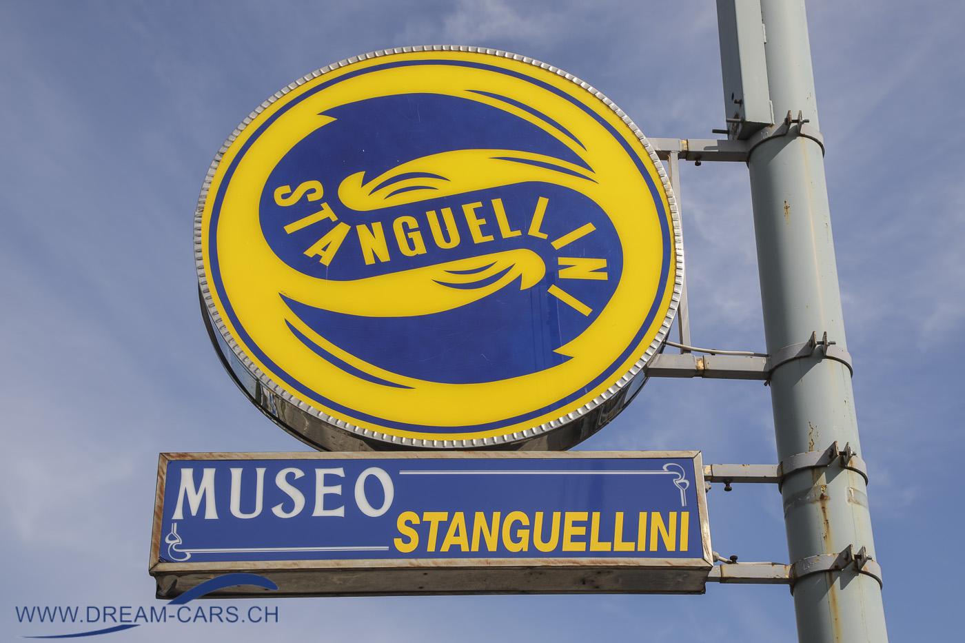 Museo Stanguellini, Modena