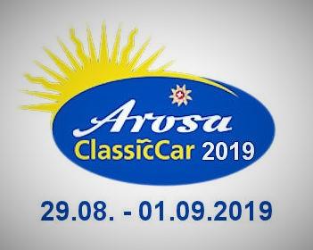 Arosa Classic Car 2019
