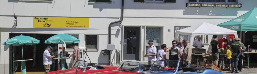 Oldtimertreffen in Boppelsen, 2. Juni 2019