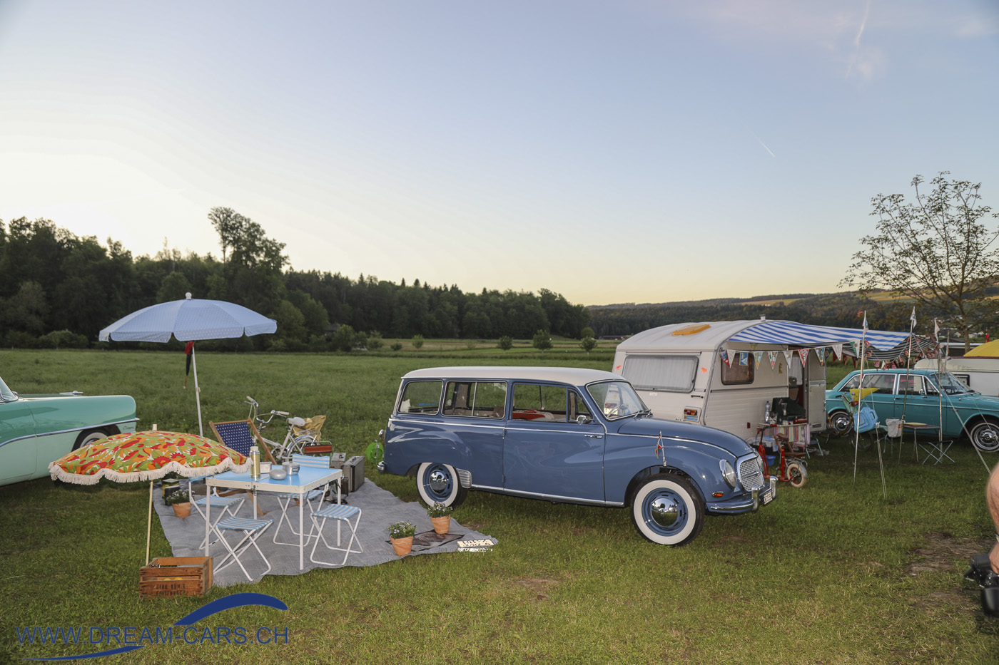 SWISS OLDIE CAMPING 2019