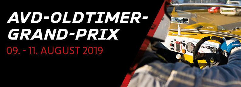 AvD, Oldtimer Grand Prix 2019, Nürburgring