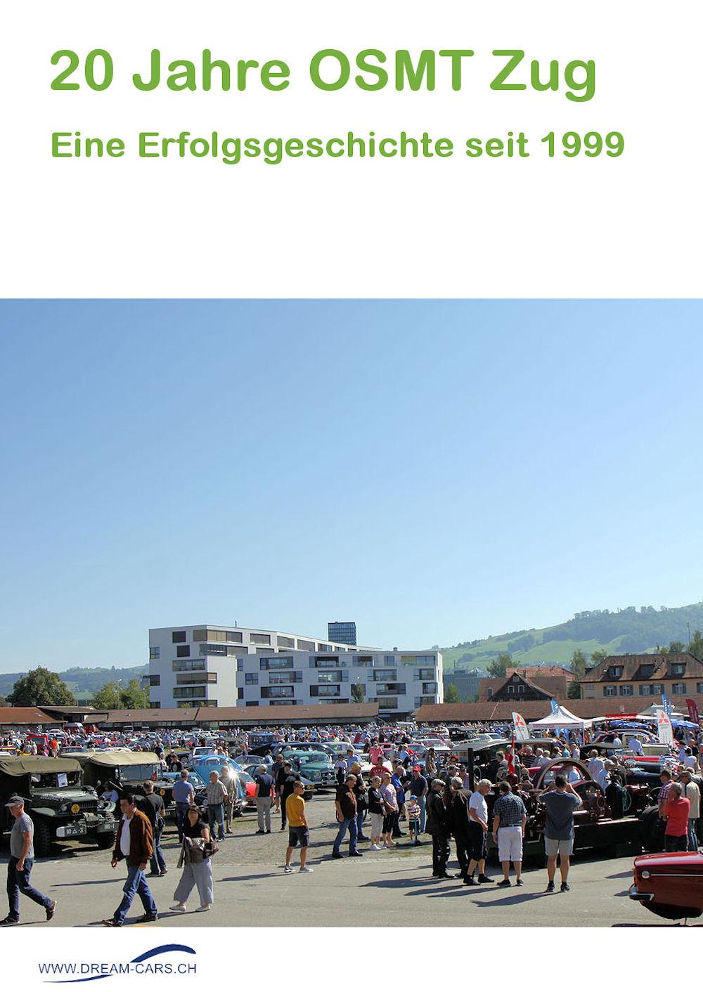 Buch OSMT 1999 bis 2019