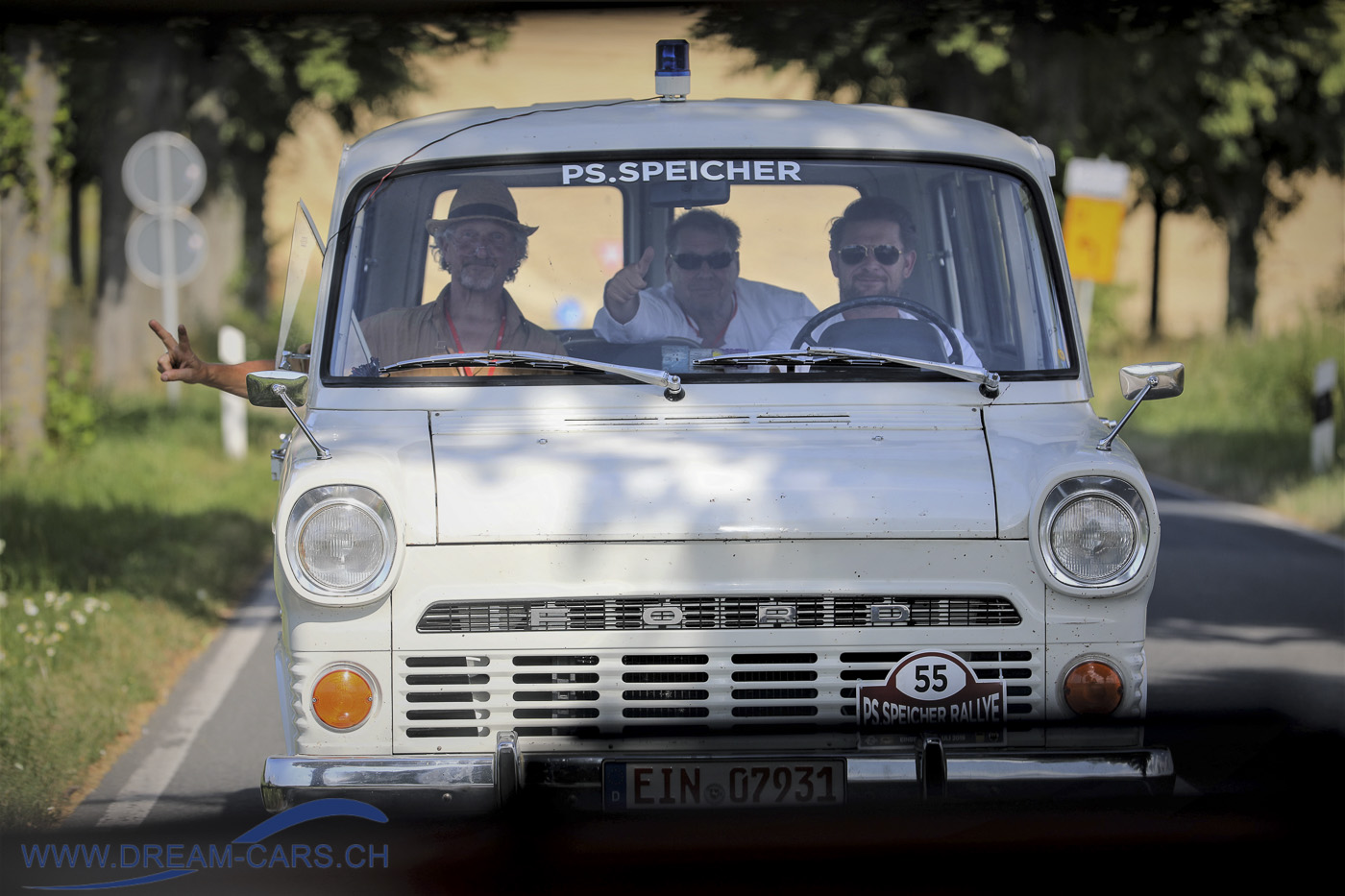 Det Müller verfolgt unseren Medien Bus
