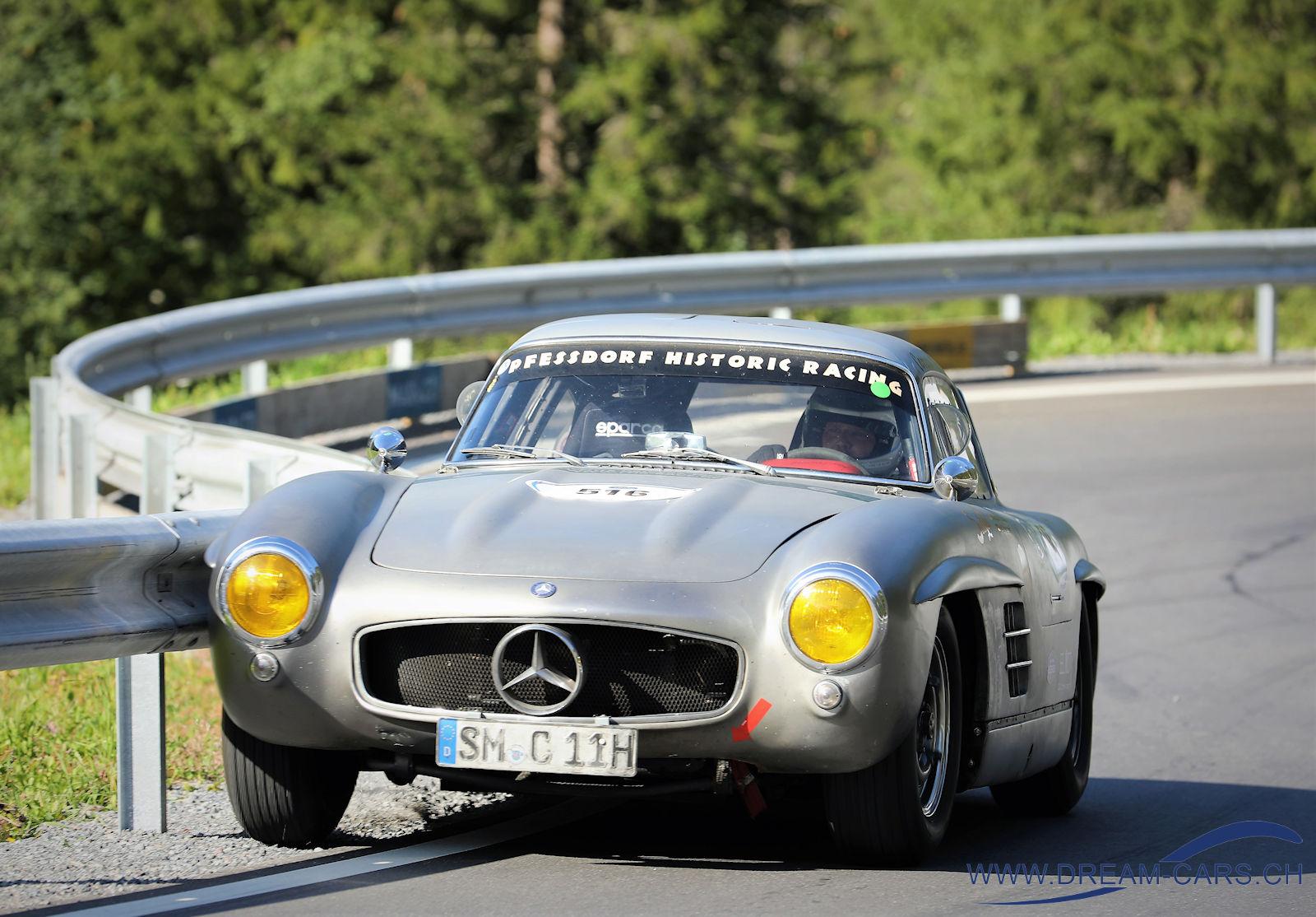 Mercedes, 300, SL, Arosa, ClassicCar, 2019