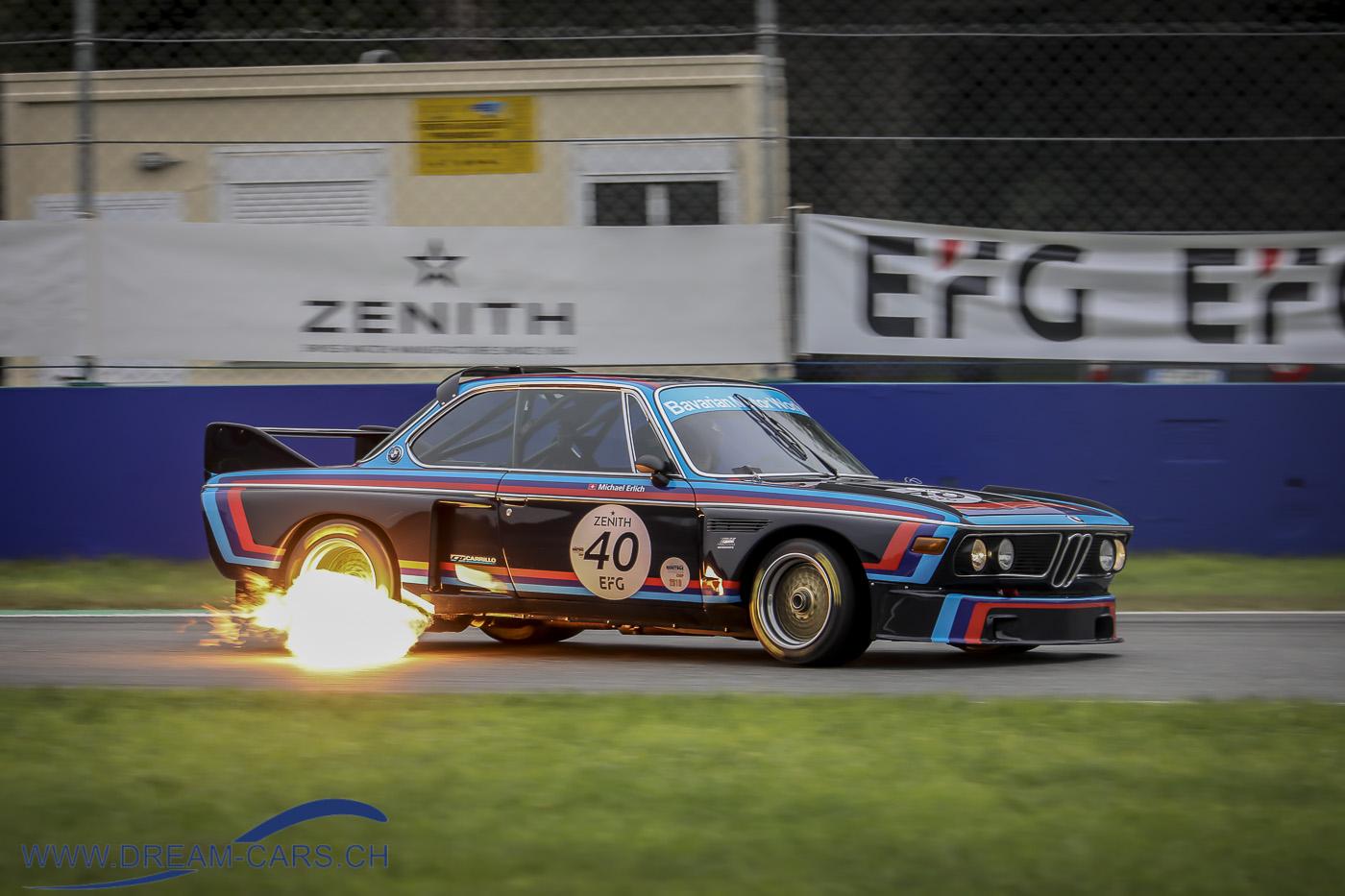 BMW 3.0 CSL Monza Historic
