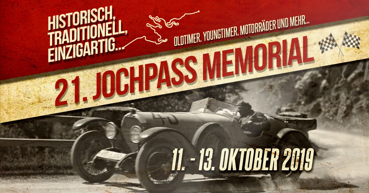 Jochpass Memorial 2019