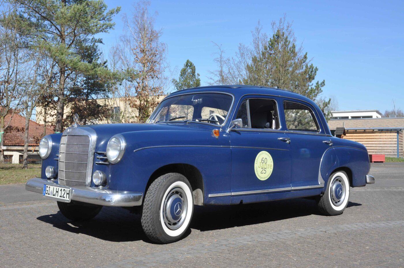Mercedes-Benz von Günther Jauch