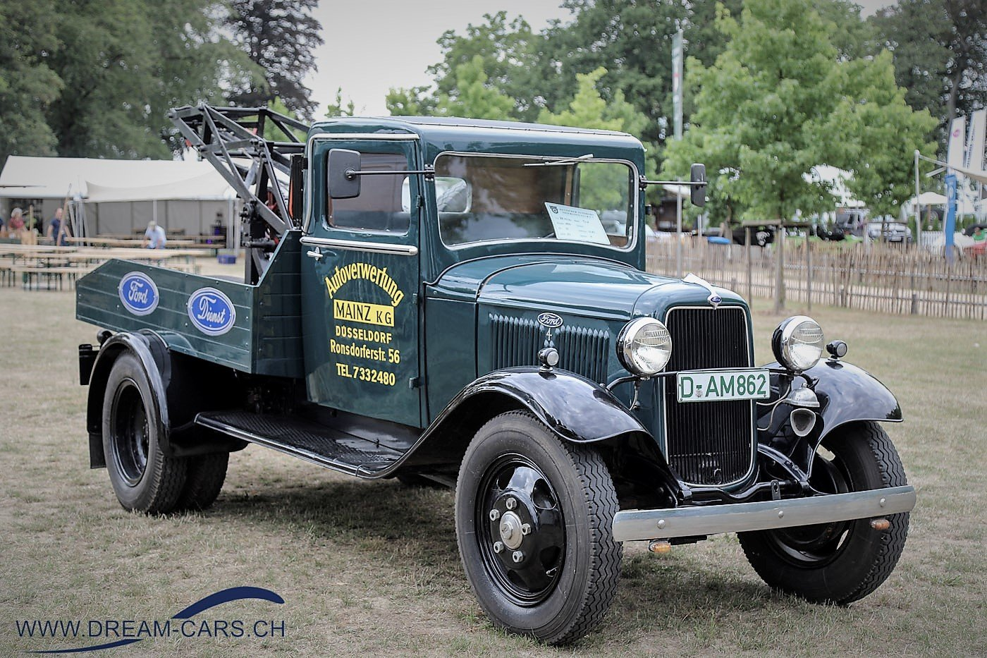 Ford BB 13/50 1933