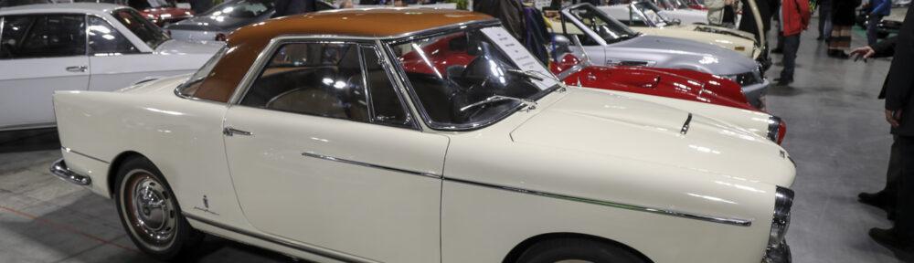 Fiat, 1200, Coupé, 1958, Milano, Auto, Classica 2019