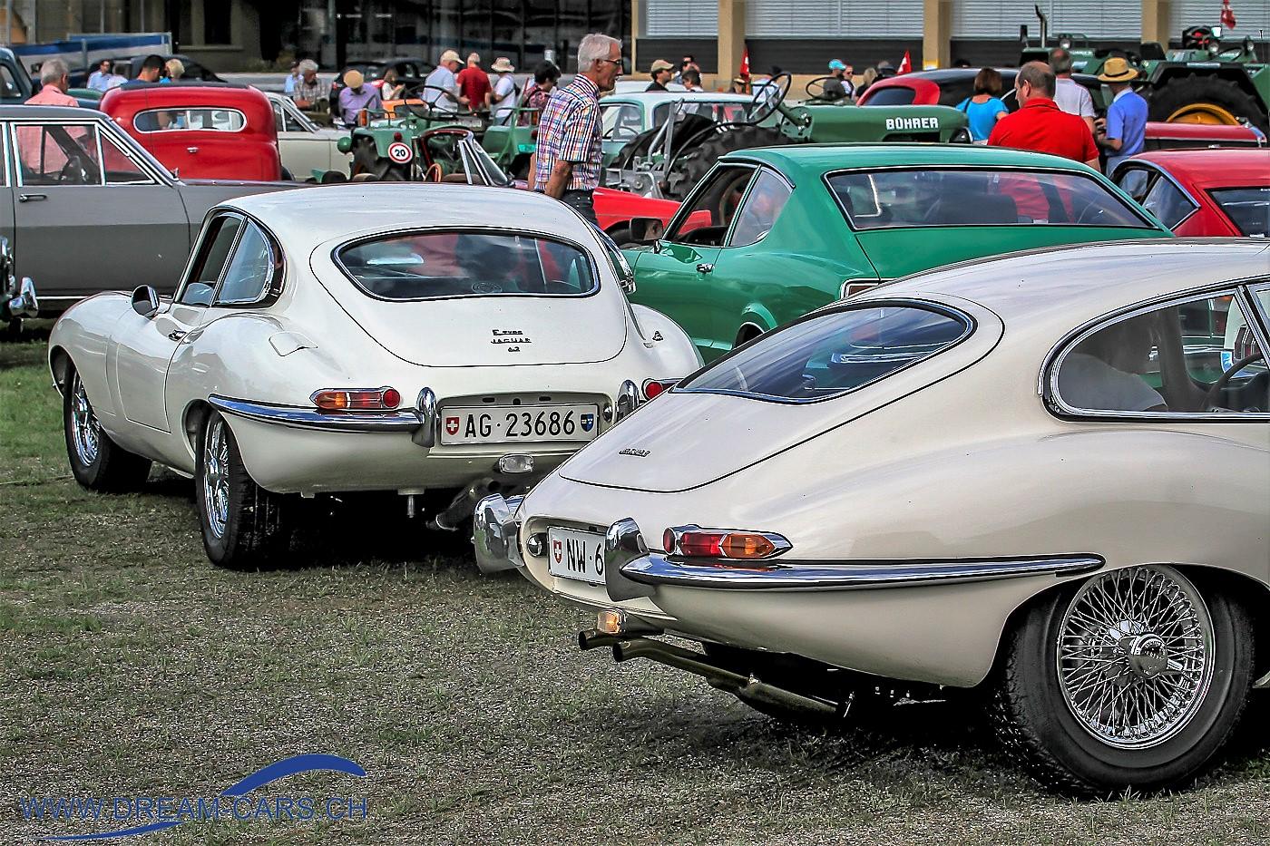 Vorerst gibt es keinen Jaguar E-Type mit Elektroantrieb