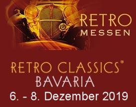 Retro Classics Bavaria 2019