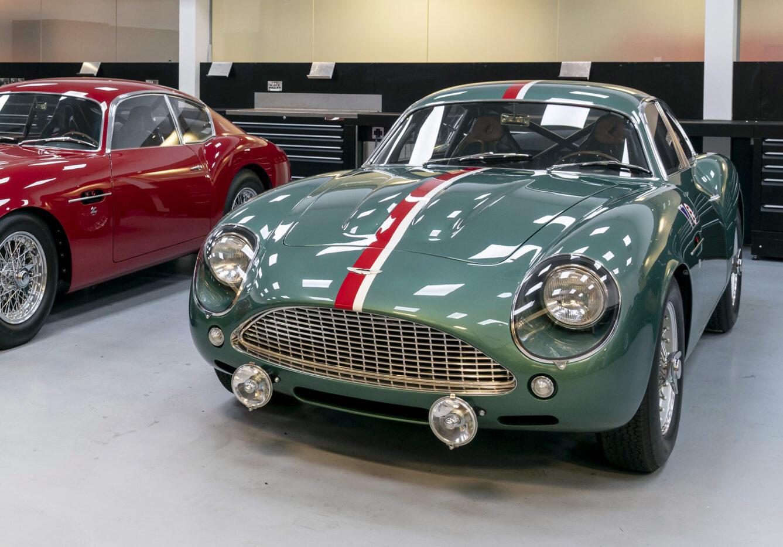 Ason Martin Db 4 Gt Zagato Continuation Dream Cars Ch