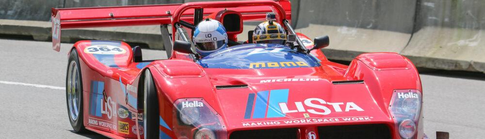 Fredy Lienhard im Ferrari 333 SP am Kerenzerbergrennen 2018