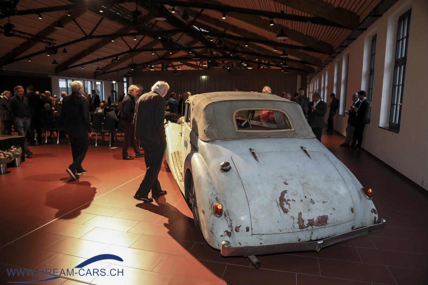 Jaguar, 3.5, Liter, Reinbolt, Christé, Quo, Vadis, Classic, Cars