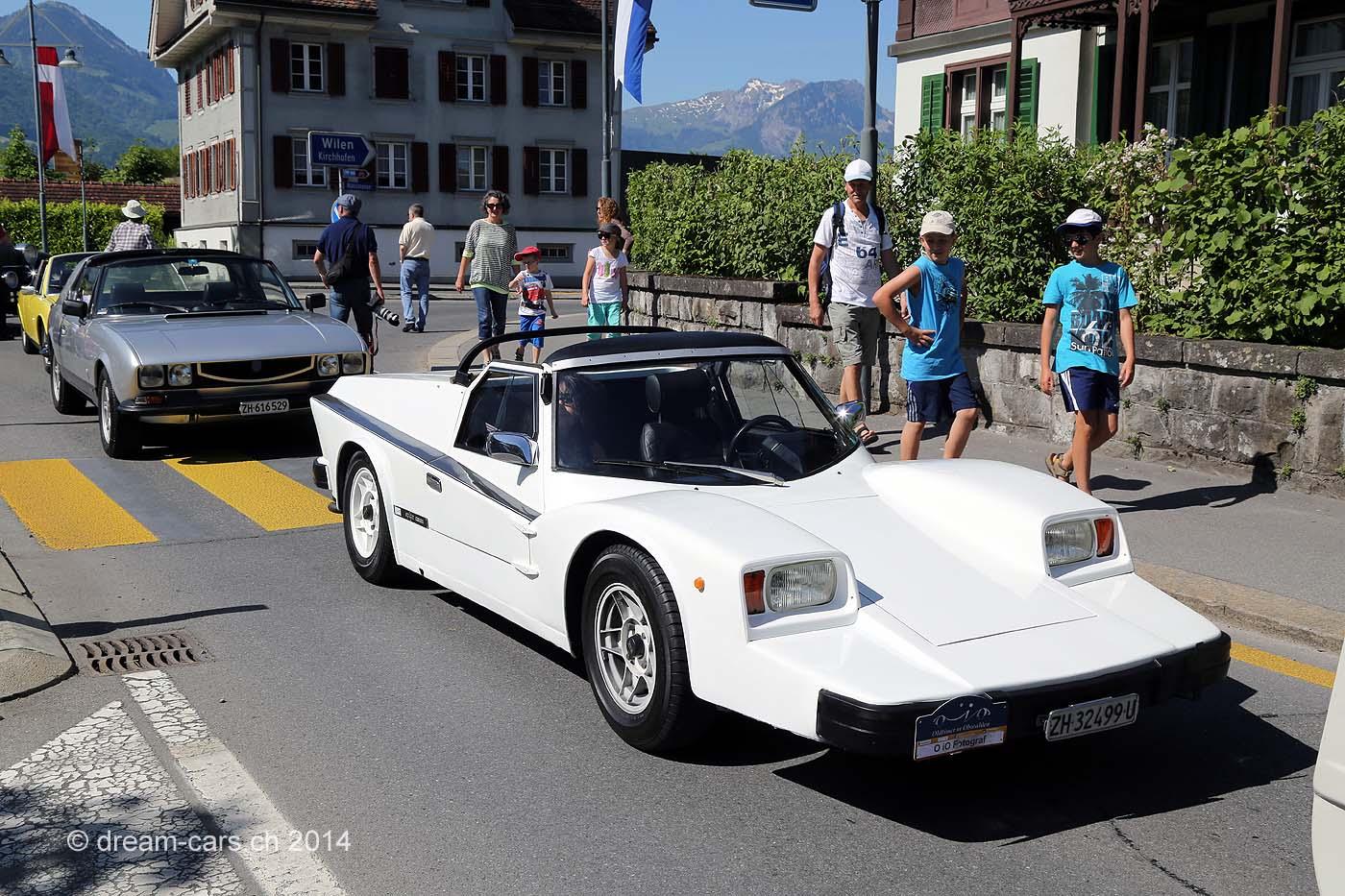 Caruna, spider, Peugeot, 504, V6, Targa