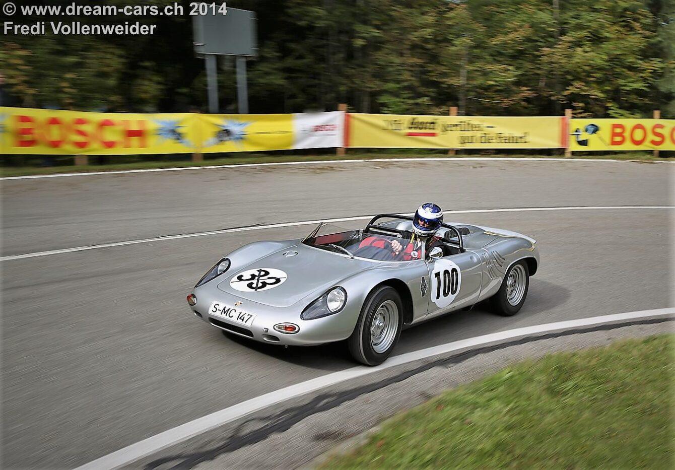 Porsche 718 W-RS Spyder