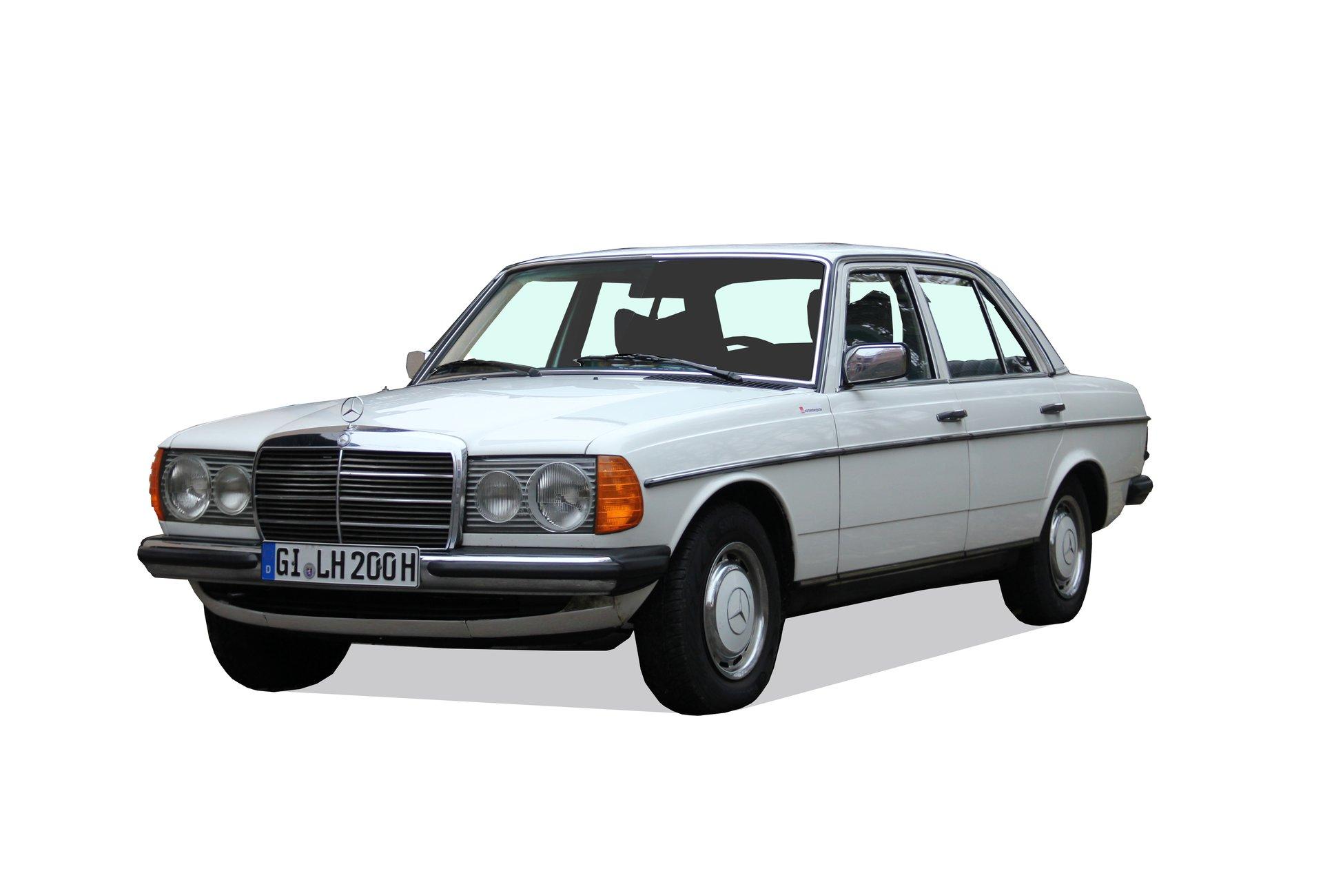 Ein robuster Schwabe ist der Mercedes-Benz 240 D