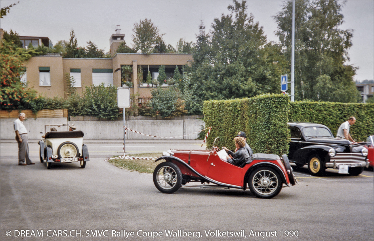 Coupe Wallberg, August 1990