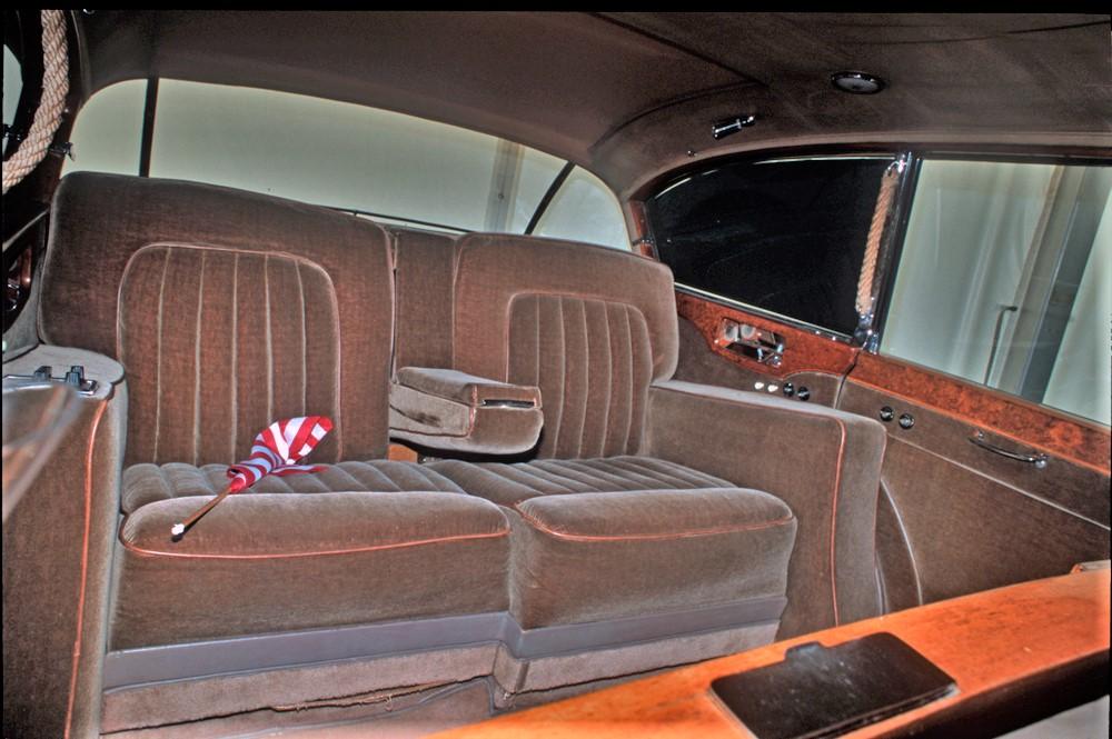 Rolls, Royce, Silver, Wraith, Freestone, Webb, FLW26, Sotheby's, Interieur, hinten