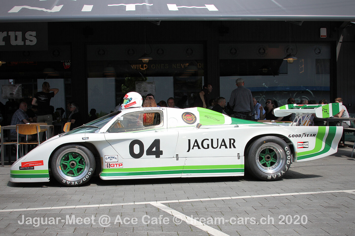 Jaguar Group 44 XJR-5