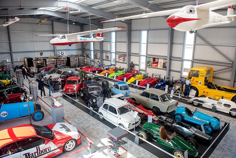 Automuseum, Lömmenschwil, Renate, Peter, Hürlimann