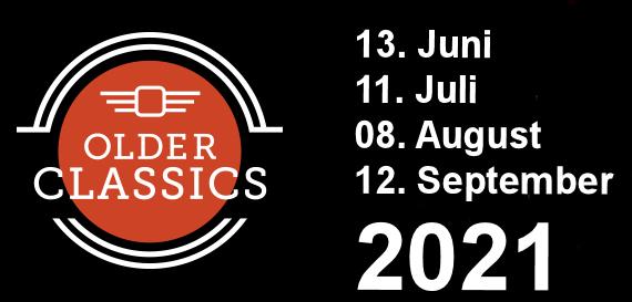 Older, Classics, 2021, Kemptthal, Motorworld