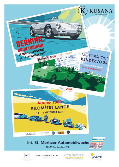 Int. St. Moritzer Automobilwoche 2021