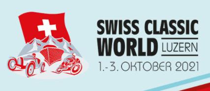 SWISS CLASSIC WORLD Luzern 2021