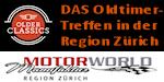 Older, Classics, Motorworld, kemptthal, the, valley